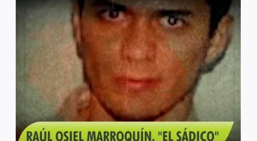 'El Sádico', exmilitar que se volvió asesino serial de gays
