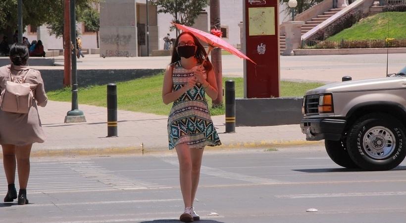 Temperaturas de 40°C en Juárez y 38°C en la capital: Protección Civil