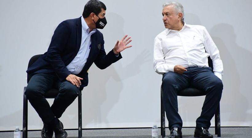 Se reunirá el Gobernador Javier Corral con el Presidente de México