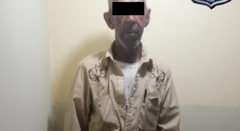 Capturan en Guachochi a acusado de violentar sexualmente a una niña