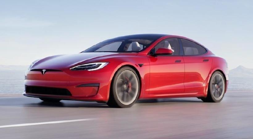 Elon Musk anuncia cancelación del Tesla Model S Plaid+