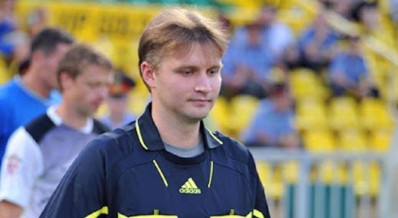 UEFA inhabilita al árbitro Sergey Lapochkin por 10 años